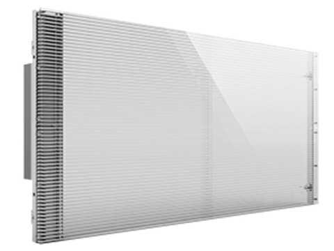 Transparent LED Content