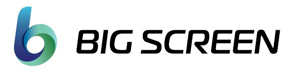 Big Screen Media Logo