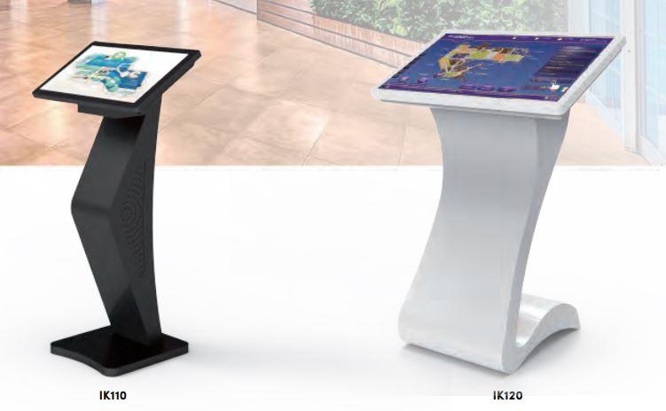 indoor interactive kiosk